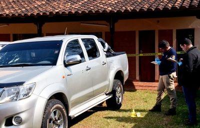Ataque a Junta de Caazapá: no se sabe quién usó el teléfono