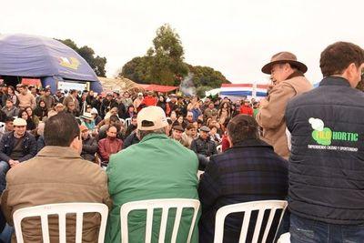 """Santa Rosa; exitosa primera edición de la """"Expo Tomate"""""""