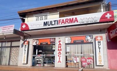 Asaltan farmacia en el barrio Don Bosco