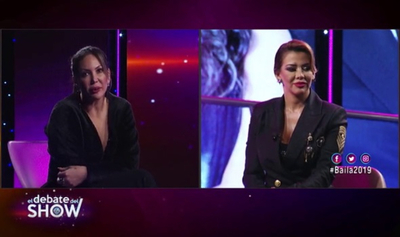 """Ruth Alcaráz y Marly Figueredo, cara a cara en """"El Debate del Show"""""""