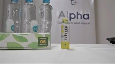 Lanzan colágeno hidrolizado líquido para el mercado chaqueño