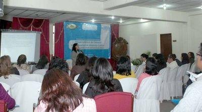 Secretaría de Género participó de encuentro en Bolivia