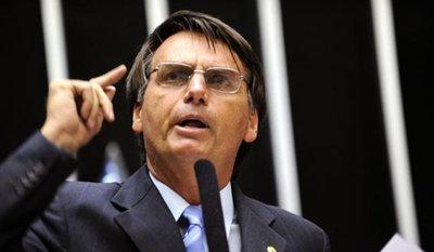 """Jair Bolsonaro: """"No queremos hermanos argentinos huyendo hacia acá"""""""