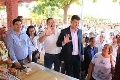Efraín Alegre sería el candidato si prospera el Juicio Político según Vicepresidente del PLRA