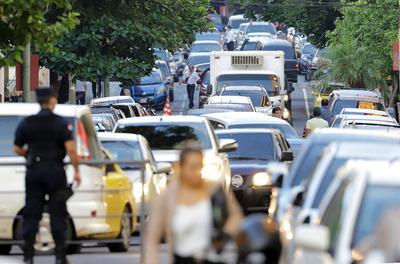 Policía garantizará libre tránsito ante anuncio de movilizaciones