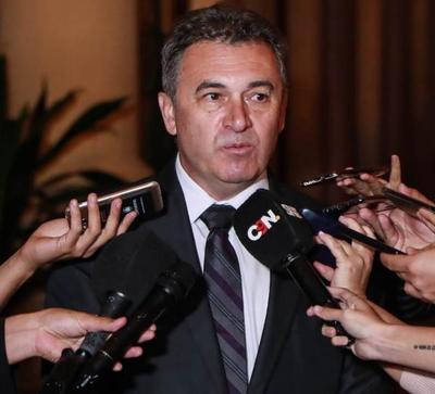 Luis Alberto Villordo Recalde, es nuevo presidente de la ANDE