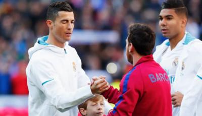 """HOY / Cristiano habla de su 'diferencia' con Messi: """"He ganado la Champions con clubes diferentes"""""""