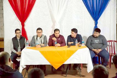 Con críticas contra Caballero por nepotismo y prebendarismo, buscan ocupar espacios de poder