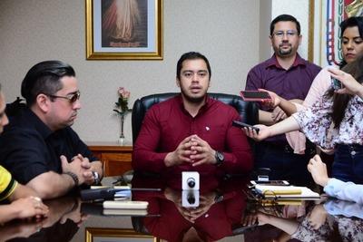 Prieto acusa a concejales de trabar obras para debilitarlo de cara a las elecciones del 2020