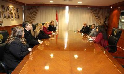 Ministros de la Sala Penal se reunieron con la Fiscal General