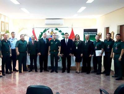 Plan de maestría de la IAEE en Alto Paraná