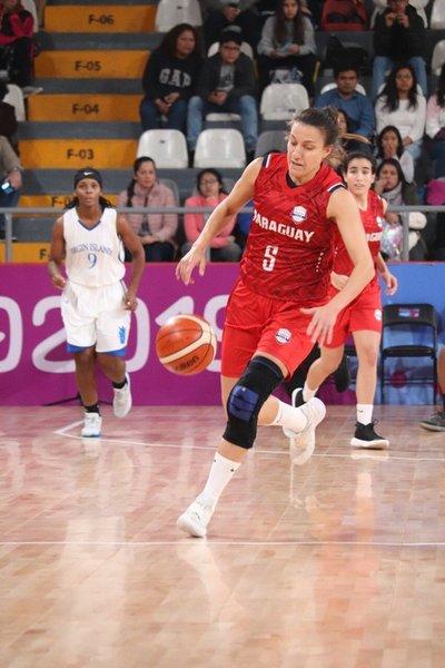 Paola Ferrari escogida en el equipo ideal de los Juegos Panamericanos