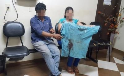 Tres hombres abusaron de un agricultor y luego intentaron matarlo