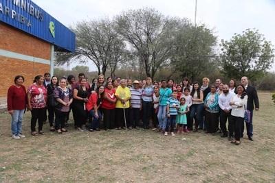 Ministerio de Trabajo dispuso cursos y kits para comunidades indígenas