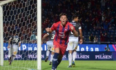 HOY / Ni el clásico ni la Copa: Churín está desgarrado