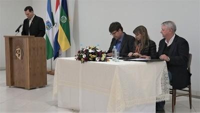 Loma Plata: Ministerio de trabajo dará becas para futuros estudiantes del CFP