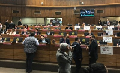 """""""Yo apoyo a Marito"""" afirman diputados colorados"""