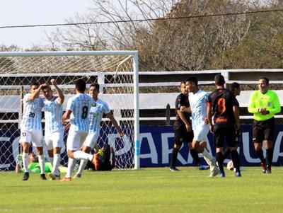 Guaireña avanza a los octavos de final de la Copa Paraguay