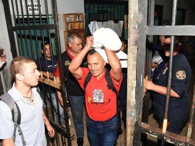 Sindican a Rubén Villalba como presunto líder de nueva ocupación de tierras