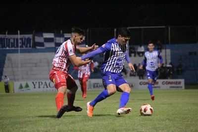 Ovetense avanza en la Copa Paraguay