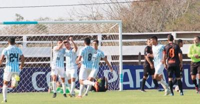 Sorpresa en la Copa Paraguay
