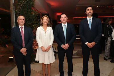 Bienvenida a nuevo titular de Banco Itaú