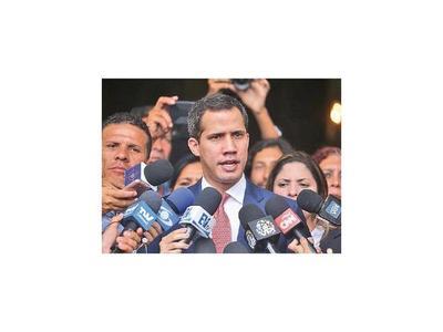 Guaidó rechaza idea del oficialismo de  adelantar elecciones