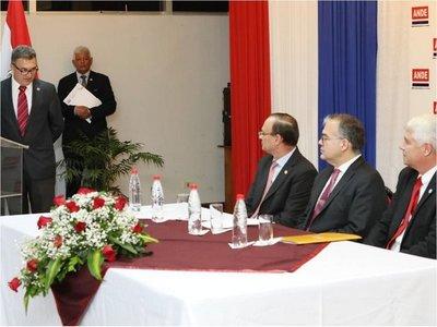 ANDE: Villordo indica que   defenderá  acuerdo del 2007 sobre excedentes