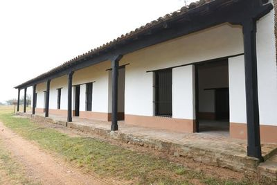 Reapertura del Museo Campamento Cerro León