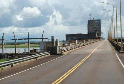 No se modifica fecha de habilitación del paso fronterizo Ayolas-Ituzaingó