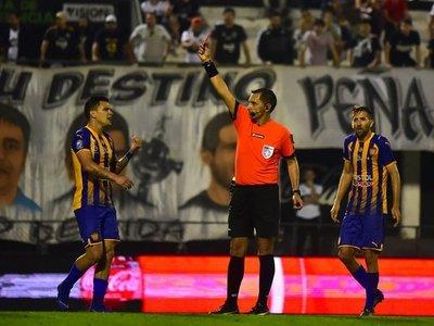 Ya se conoce la sanción de Antolín Alcaraz, Paulo Lima y Richard Cabrera