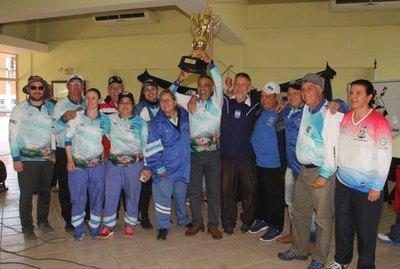 APCP es campeón del 117º torneo Aniversario del Club Mbiguá