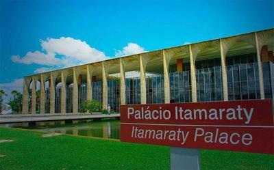 """Itamaraty tajante: el acta del 24 de mayo """"quedó sin efecto"""""""