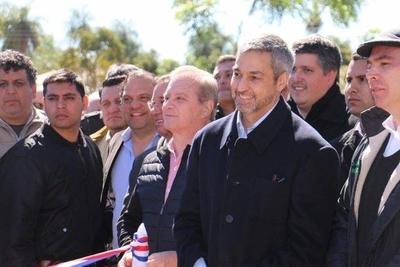 """HOY / Abdo dice que espera superar """"desencuentro"""" y califica su gestión"""
