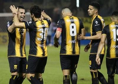 Dos partidos se juegan por la Copa Paraguay