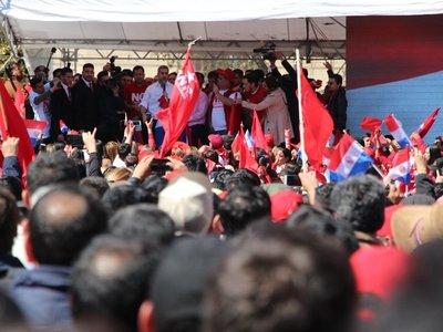 """Viáticos """"de la gente"""" iban de 50 a 100 mil guaraníes"""