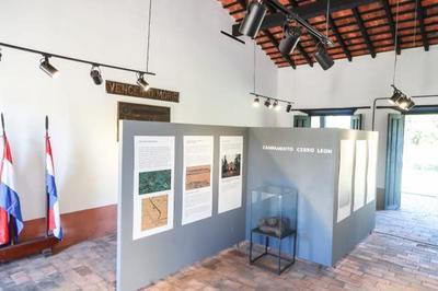 """Inauguran puesta en valor del sitio histórico """"Campamento Cerro León"""""""