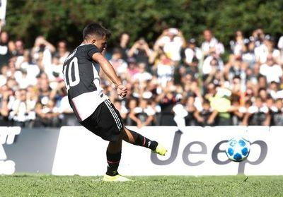 Dybala firma doblete con el Juventus
