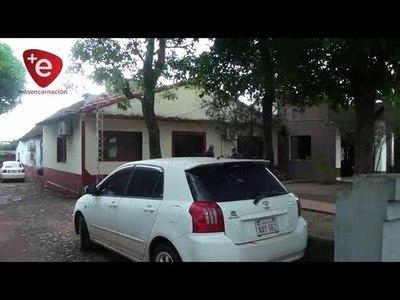 DDHH VERIFICA ESTADO DE COMISARIAS Y CONDICIONES DE CELDAS EN ITAPÚA