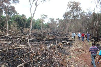 Indígenas de Chupa Pou denuncia invasión