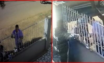 Presuntos estafadores recorren por el barrio San José