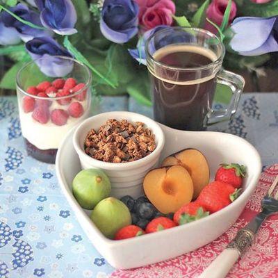 Desayunando como rey, tendrás la panza llena y el corazón contento