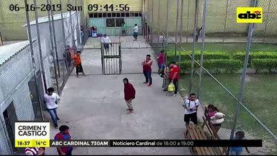 Los videos de la masacre en la cárcel de San Pedro