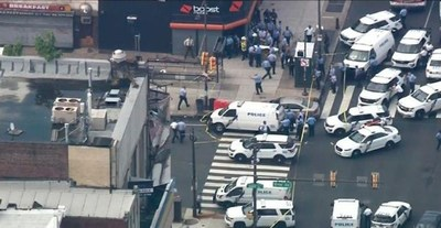 Estados Unidos: Al menos cuatro policías baleados en un tiroteo en Filadelfia