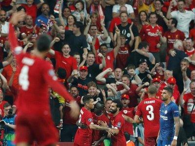 Mané agradece el apoyo de los hinchas del Liverpool