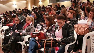 Siguen capacitaciones para docentes sobre prevención de bullying