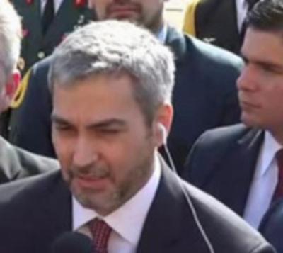 """""""Capaz tengo un liderazgo más democrático"""", dice Marito"""