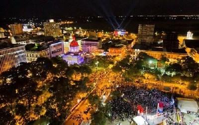 Sigue la agenda para celebrar los 482 años de Asunción