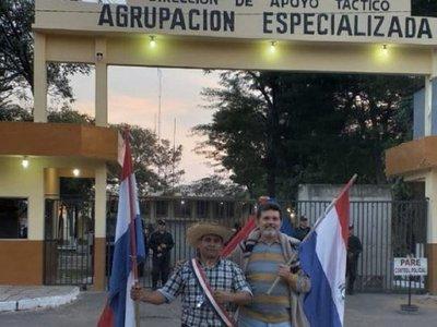 Manifestantes liberados denuncian maltrato sicológico en la Comandancia