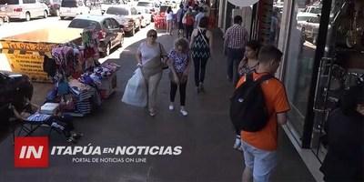 HASTA EL MOMENTO DEVALUACIÓN DEL PESO ARG. NO AFECTA AL COMERCIO ENCARNACENO
